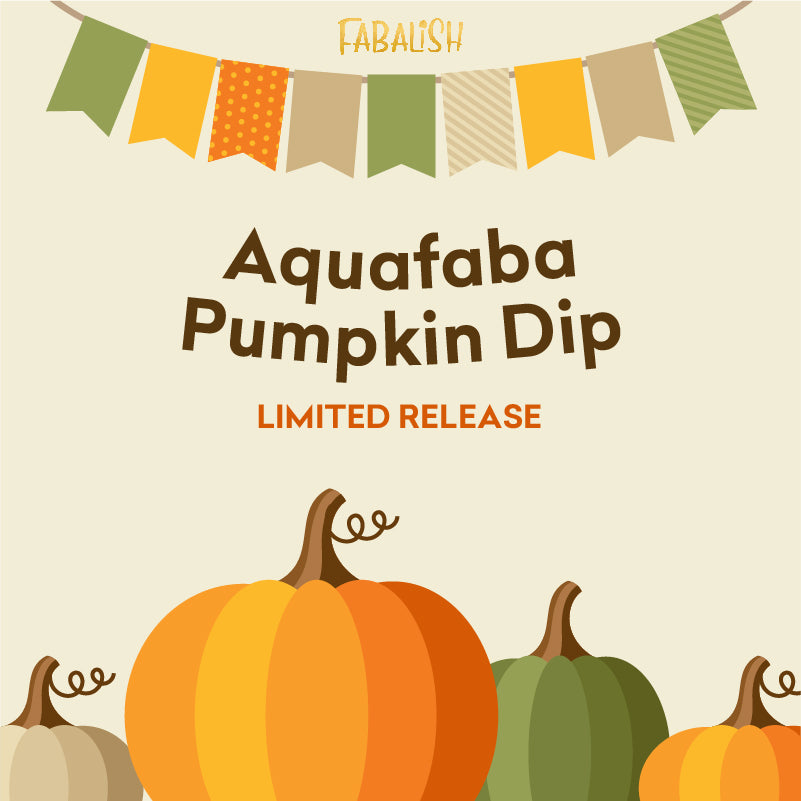 Pumpkin Aquafaba Dip 8oz