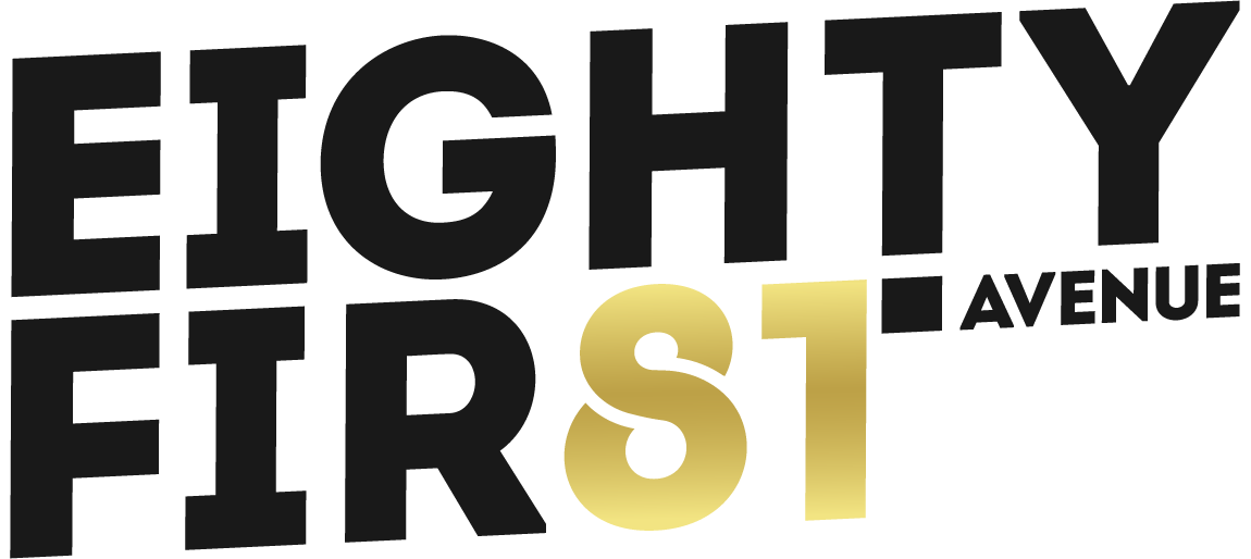 Eighty First Ave Logo