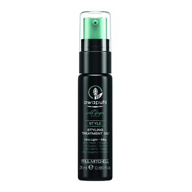 AWAPUHI WILD GINGER - Styling Treatment Oil - Hypnotic Store
