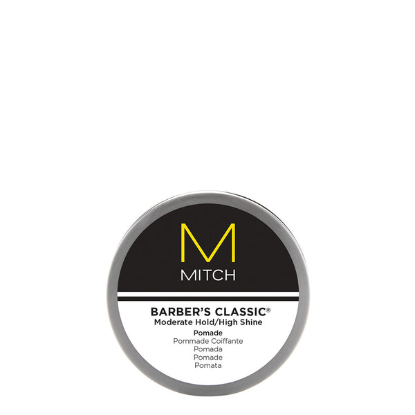 MITCH - Barber's Classic Pomade - Hypnotic Store