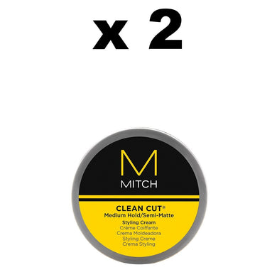 MITCH - Clean Cut Styling Cream DUO
