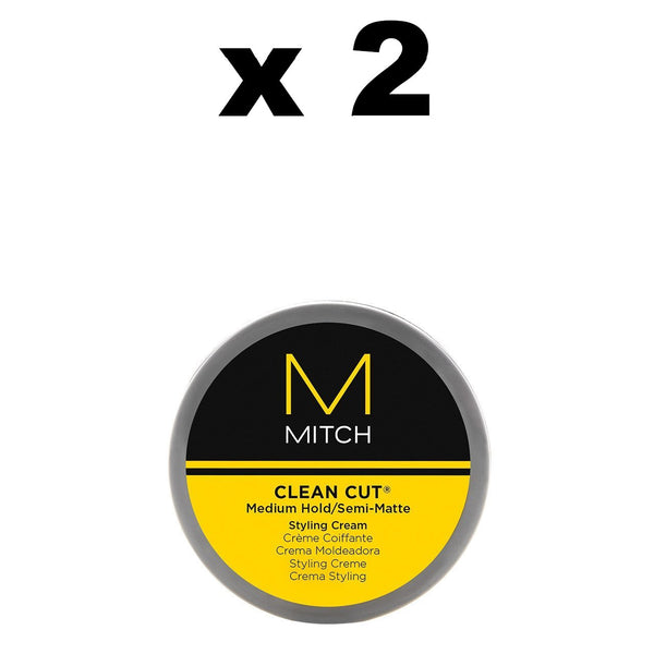 MITCH - Clean Cut Styling Cream DUO - Hypnotic Store