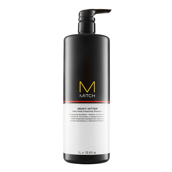 MITCH - Heavy Hitter Deep Cleansing Shampoo - Hypnotic Store