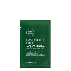 TEA TREE - Lavender Mint Deep Conditioning Mineral Hair Mask