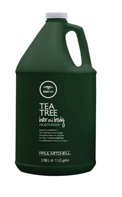 TEA TREE - Hair & Body Moisturizer Gallon - Hypnotic Store