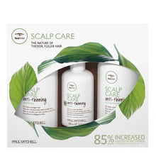 TEA TREE - Scalp Care Anti-Thinning Regimen Kit