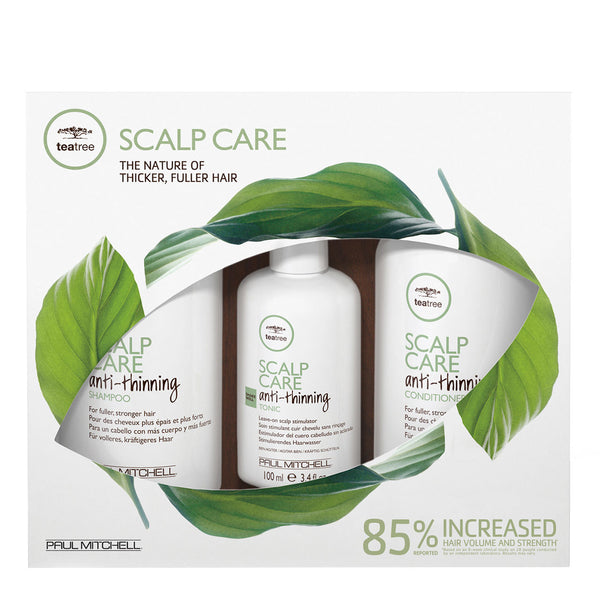 TEA TREE - Scalp Care Anti-Thinning Regimen Kit - Hypnotic Store