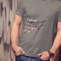 Travel to -escape- life
