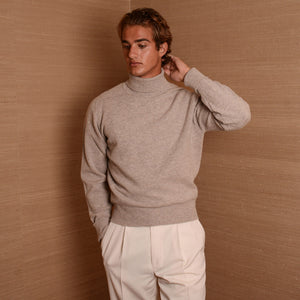 Rubato Standard Turtleneck in Fawn