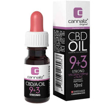 Laden Sie das Bild in den Galerie-Viewer, CBD Oil STRONG mit 9% CBD + 3% CBDa - CBD Discounter