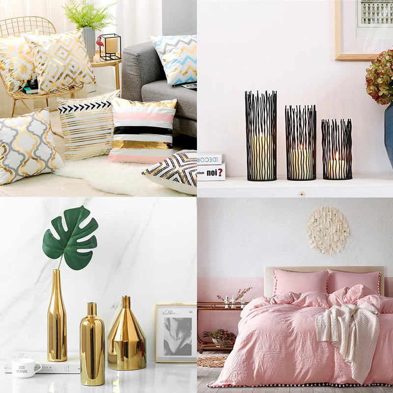 Interior Design for her - trends & colors 2019