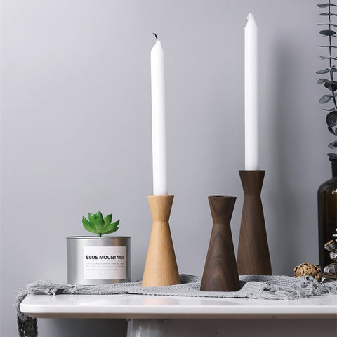 Candle Holder in Modern Design - Happiness Hustle Store