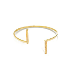 diamond bar bracelet for women