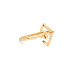 gold design ring for women,Gold simple earrings for women, Gold necklace for women,  Jewelry for girlfriend, minimalist jewellery, real gold jewelry