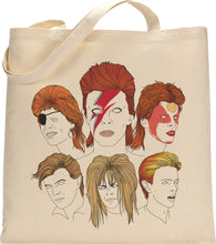 Load image into Gallery viewer, I MISS BOWIE tote bag