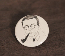 Load image into Gallery viewer, JEAN-PAUL SARTRE badge