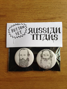 RUSSIAN TITANS button set