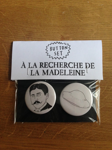 PROUST button set