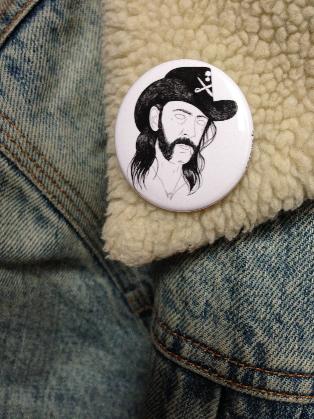 LEMMY badge
