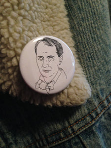 BAUDELAIRE badge
