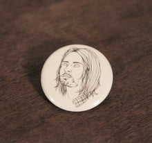 Load image into Gallery viewer, KURT COBAIN badge