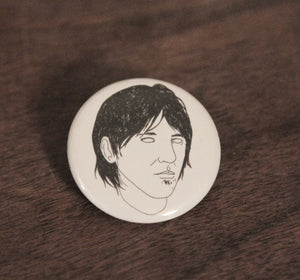 ELLIOTT SMITH badge