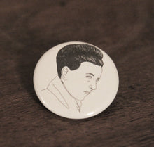 Load image into Gallery viewer, SIMONE DE BEAUVOIR badge