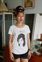 Load image into Gallery viewer, I MISS AMY WINEHOUSE women's tee