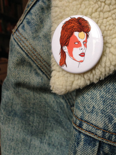 BOWIE 3 badge