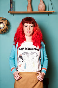 I MISS DEAD KENNEDYS women's tee