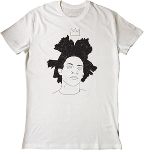 I MISS BASQUIAT tee