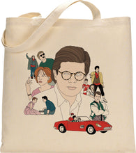 Load image into Gallery viewer, I MISS JOHN HUGUES tote bag