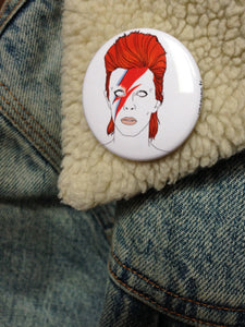 BOWIE 1 badge
