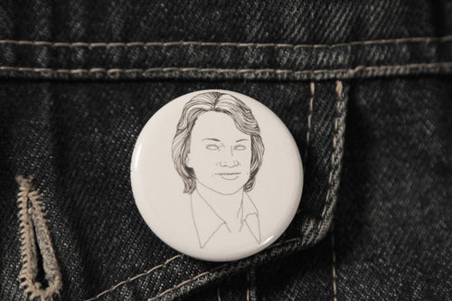 CLAUDE FRANCOIS badge