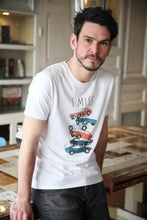 Load image into Gallery viewer, I MISS VINTAGE CARS tee