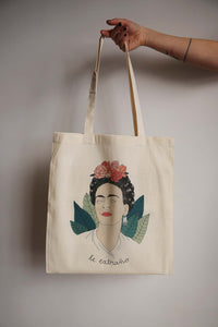 I MISS FRIDA tote bag