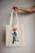 Load image into Gallery viewer, I MISS LUKE PERRY tote bag