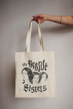 Load image into Gallery viewer, I MISS THE BRONTE SISTERS tote bag