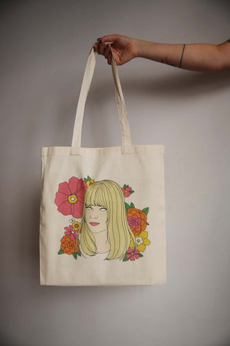 I MISS FRANCE GALL tote bag