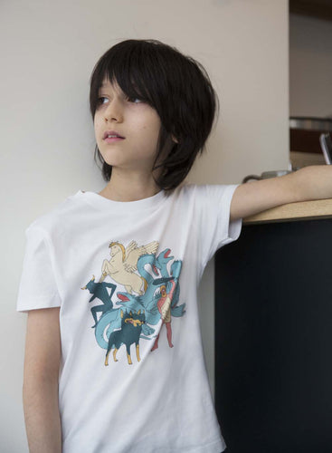 I MISS MYTHOLOGICAL CREATURES kids tee