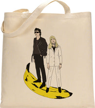 Load image into Gallery viewer, I MISS LOU REED & NICO tote bag