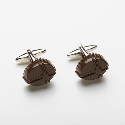 Novelty Chocolate Cufflinks