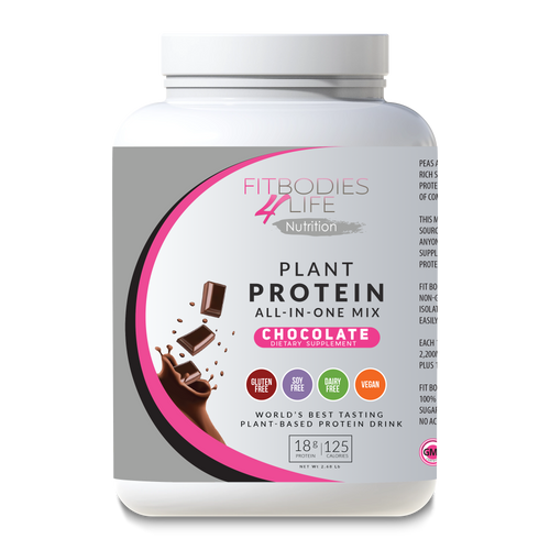 Chocolate - Plant Based Protein