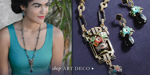 Shop Art Deco Jewelry Collection
