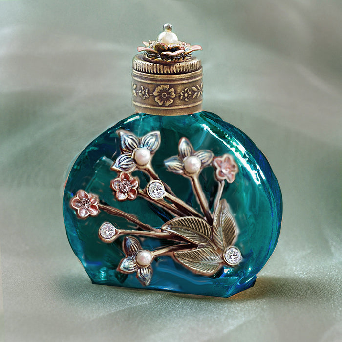 Limited Edition Vintage Mini Perfume Bottle 601