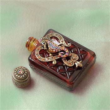 Limited Edition Vintage Mini Perfume Bottle 608
