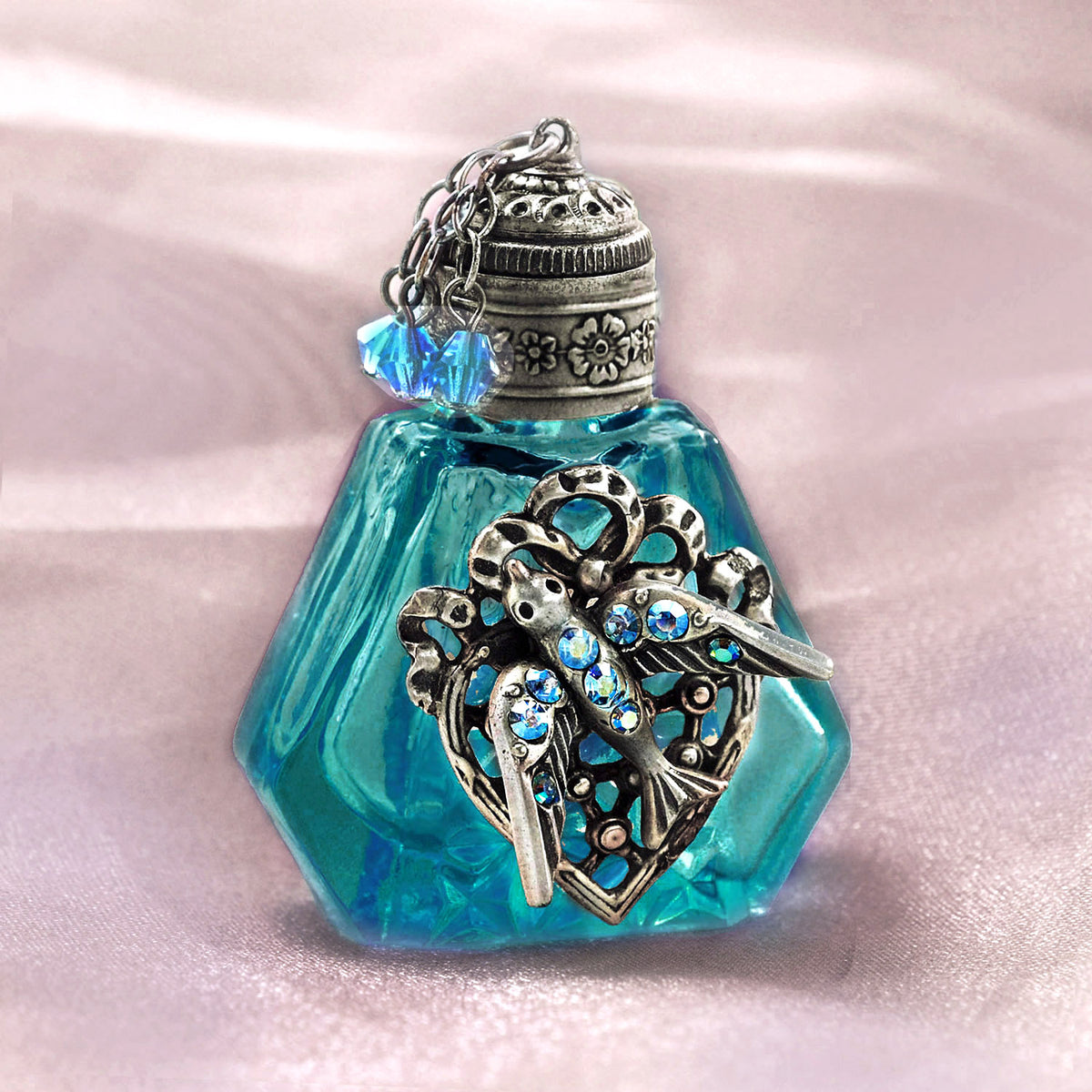 Limited Edition Vintage Mini Perfume Bottle 609