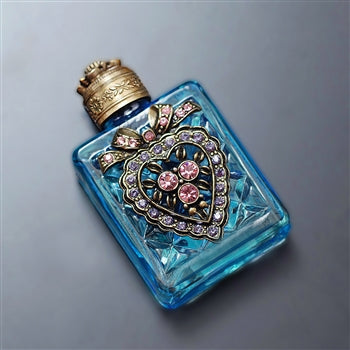 Limited Edition Vintage Mini Perfume Bottle 611