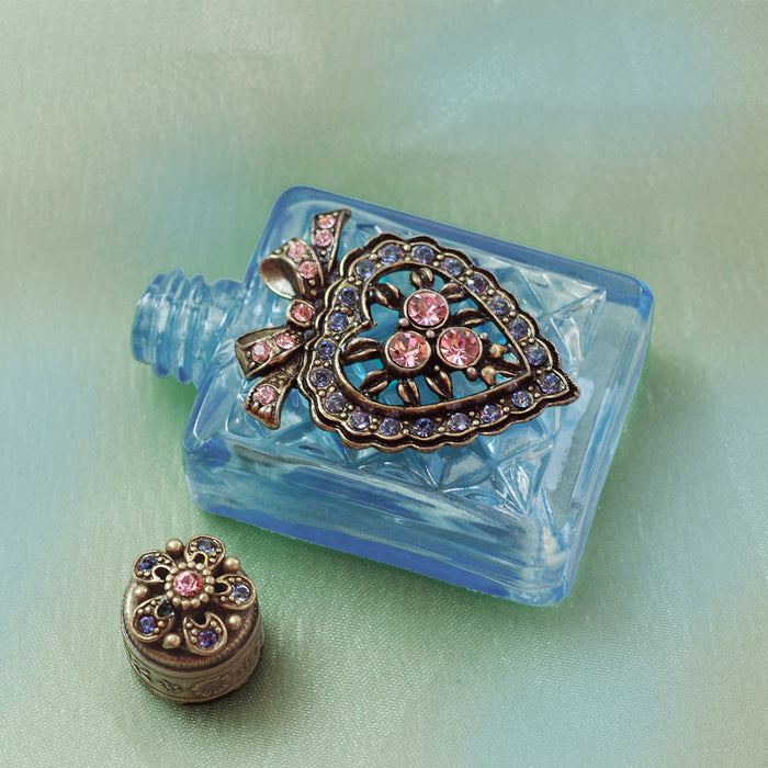 Limited Edition Mini Perfume Bottles - sweetromanceonlinejewelry