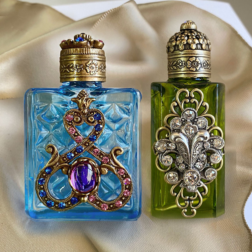 Limited Edition Vintage Mini Perfume Bottles